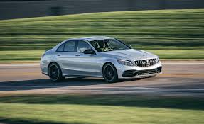 Official mercedes c63 amg ®. 2019 Mercedes Amg C63 Is A Sledgehammer That S Easier To Wield