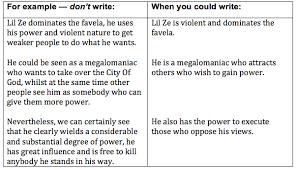Essay On Advice A2 Film Studies Essay Writing Style Advice