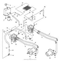 bunton, bobcat, ryan 942211a 218es 18hp b&s w 52 side discharge Kubota Ignition Switch Wiring Diagram at Bobcat 942211 Zero Turn Mower Wiring Diagram