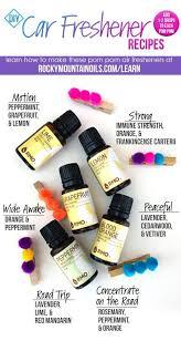 Summer Scents Diy Essential Oil Diffuser Blends Essential
