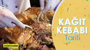 Malatya'nın Efsane Lezzeti Kağıt Kebabı Nasıl Yapılır? - Dailymotion Video