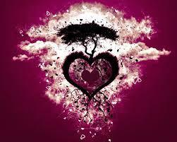 Heart Love Tree - N Wallpaper Hd Love ...
