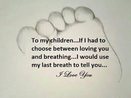Quotes For Children From Parents Interesting Mychildrenpoemparentsquotedaughtersonquotesfamilyloveyou