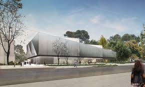 Modern Office Building Design Fascinating Diller Scofidio Renfro And Woods Bagot Win Adelaide Contemporary