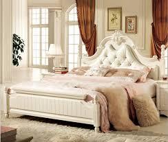 antique white bedroom furniture. Beautiful Antique Antique White Bedroom Furniture Leather Bed 2015 New Latest Design On Antique White Bedroom Furniture I