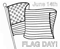 Small Picture Flag Day Coloring Pages GetColoringPagescom