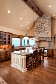 Stone Kitchen Floors Interior Design Kitchen Homebobo