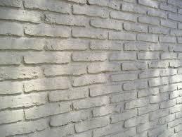 interior brick wall ideas painted