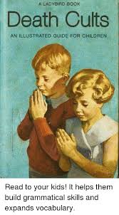 books children and memes a ladybird book cults an ilrated guide for