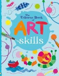 the usborne book of art skills art ideas fiona watt