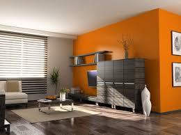 orange wall paint22 best Home images on Pinterest  Orange rooms Orange walls and