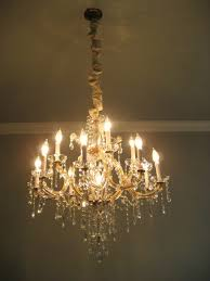 chandeliers chandelier chain cover white silk chandelier chain cover chandelier chain cover fabric electric