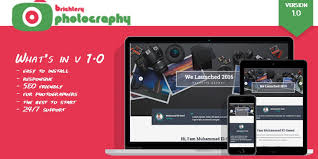 Brighter Photography Cms Php Script Php Website Builder Scripts