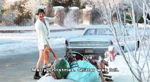 Whether he's emptying a chemical toilet in the middle of the street or regaling his family with stories about the metal plate in his head, his quotes are. Alecia Loves Breathing National Lampoons Christmas Vacation Quotes Christmas Vacation Movie National Lampoons Christmas Vacation