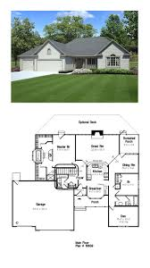 cottage house plans with screened porch awesome 90 best ranch style home plans images on