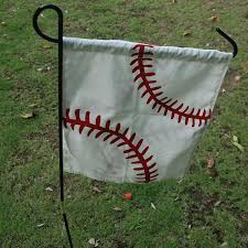 2019 baseball and softball sports garden flags whol blanks yard flag in decorate your garden via fedex dom106316 from domil 549 95 dhgate com