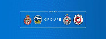 Top 16 Group E Analysis Latest Welcome To 7days Eurocup