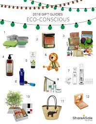giftguides gifts for the eco conscious