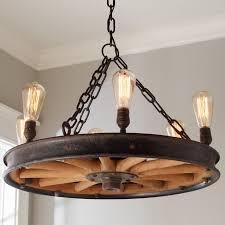 wagon wheel light fixture contemporary light fixtures glass ball chandelier