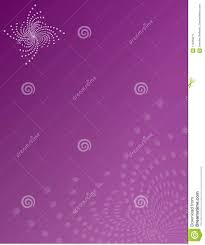 Flair Template Purple Flower Flair Poster Background Stock Illustration