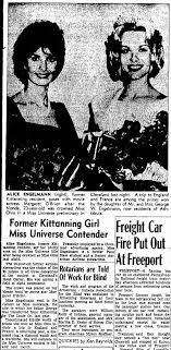 Alice Engelmann, Miss Ohio - Newspapers.com