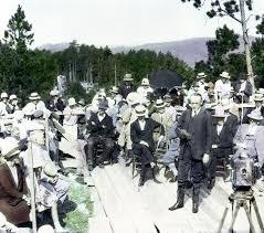 「1927 Work begins on Mount Rushmore」の画像検索結果