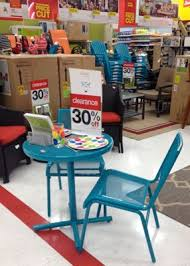 Tar Patio Furniture is 30% off