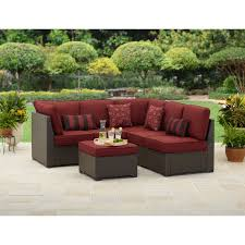 better homes gardens carter hills 4 piece outdoor conversation set hayneedle