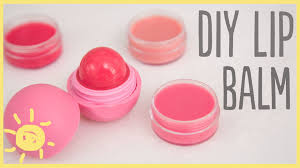 5 minute lip balm diy