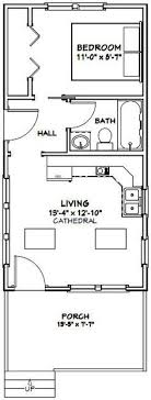 ideas about Tiny House Plans on Pinterest   Tiny Houses     x Tiny House      X H A    sq ft   Excellent Floor Plans