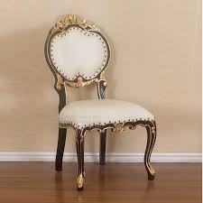 Black and gold furniture Diy Bate Furniture Black Gold French Chair