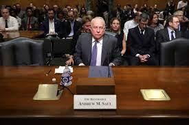 Why did Joe Biden fire Andrew Saul ...