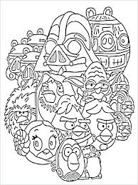 Star Wars Coloring Pages Star Wars Coloring Pages Darth Vader Page