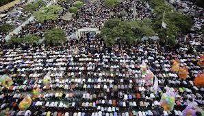 موعد صلاة عيد الأضحى المبارك 2021 في مصر