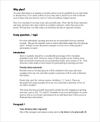 Sample Essay 16 Documents In Pdf