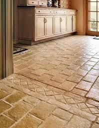 Cream Kitchen Floor Tiles 24 Kitchen Tile Floor Examples That Will Make Your Kitchen Look