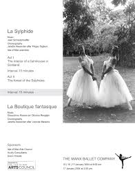 THE MANX BALLET COMPANY an evening at the ballet Pages 1 - 13 - Flip PDF  Download | FlipHTML5