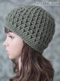 Crochet Hat Patterns For Women