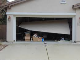 not looking so hot that s an understatement paula appaly paula s teenage son had a bit of an accident and drove into the garage doors