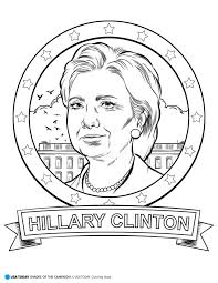 hillary clinton us elections 2018 coloring pages more pins like this one at fosterginger