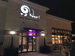 Restaurants asian fusion nc