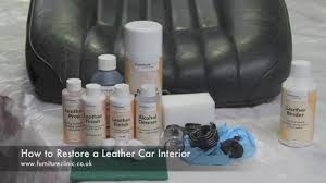 leather colourant kit perfect for leather colour restoration furniture clinic