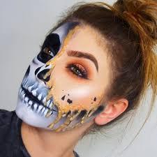 half dead makeup guru