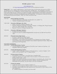 Sample Geologist Resume Cover Letter Fresh 12 Top Resume Example Job