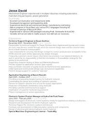 Automotive Engineer Resumes Experienced Engineer Resume Mechanical Engineer Resume