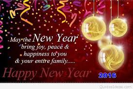 Quotes For New Year Wishes To A Friend