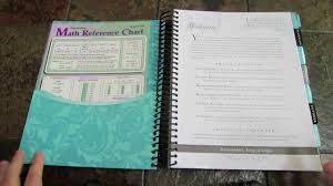 A Simple Plan Family Homeschool Planner