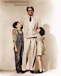 best to kill a mocking bird images to kill a the finch family of to kill a mockingbird atticus his son jem and his daughter scout