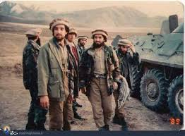 نتیجه تصویری برای فرماندهان مجاهدین افغان
