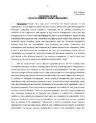 Mro business plan   Literature review human resource management Schematic representation of performance appraisal system